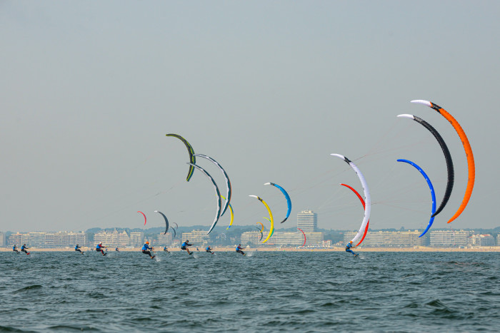 ENGIE KITE TOUR 2019 - LA BAULE  - J1