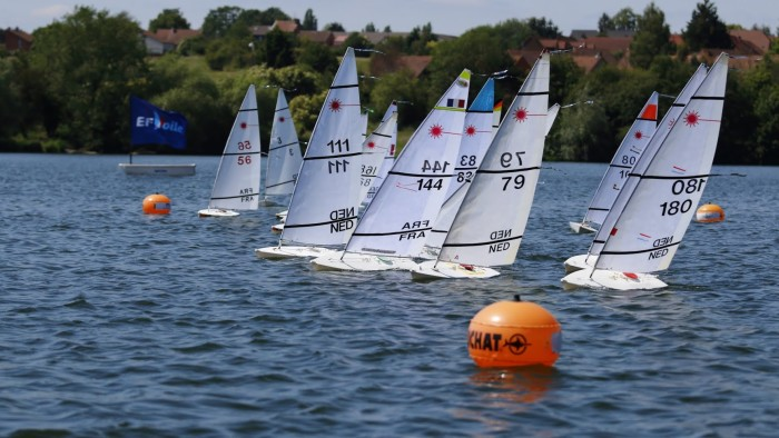 Championnat de Nations Laser RC 2019
