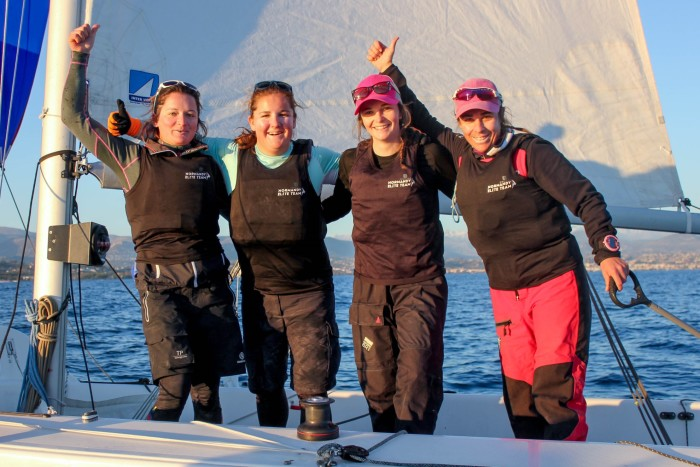 2017 Chpt Fr Match Racing Féminin