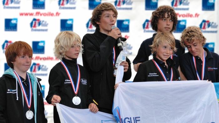 CF Minimes Solitaire Equipage Glisse 2011