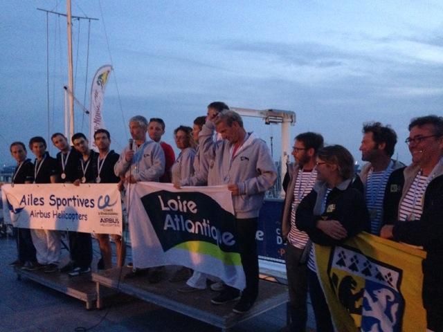 Championnat de France habitable entreprise 2014