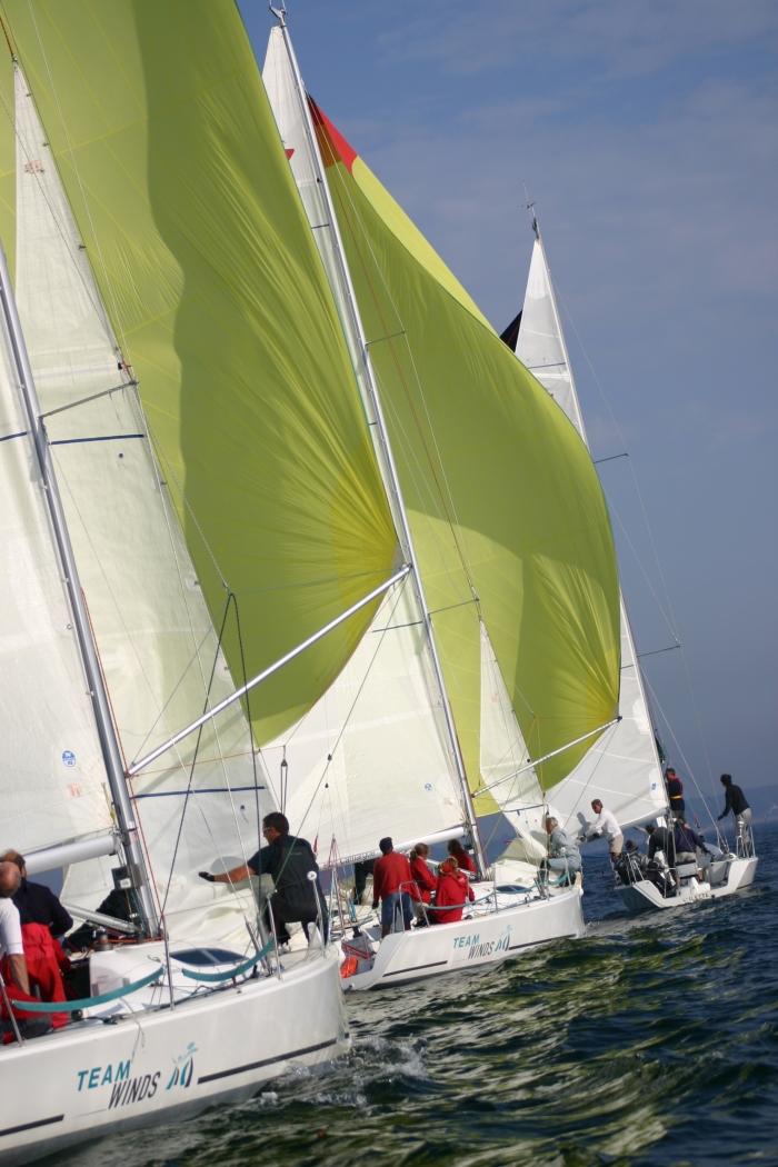 Championnat de France entreprise habitable 2010