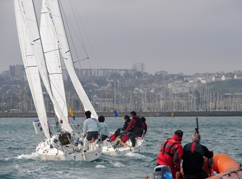 CF Match Racing Open 2011