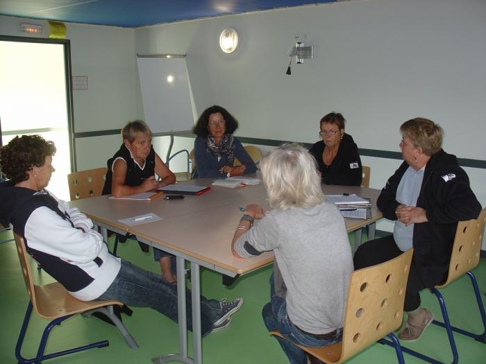 Colloque Femmes à la Barre 2011