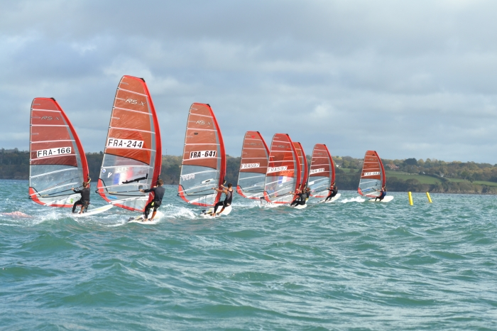 Le stage Windsurf en 2015