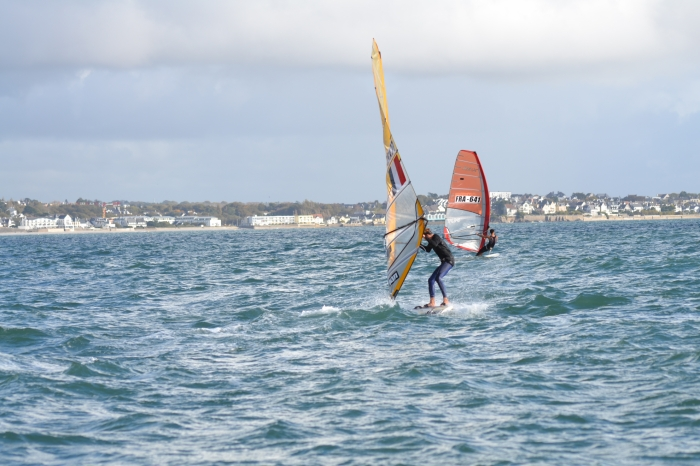 Stage de détection Windsurf 2015
