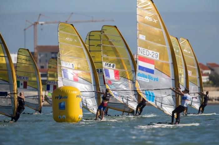 Semaine Olympique Fran�aise : les Medal Races d�j� dans le viseur