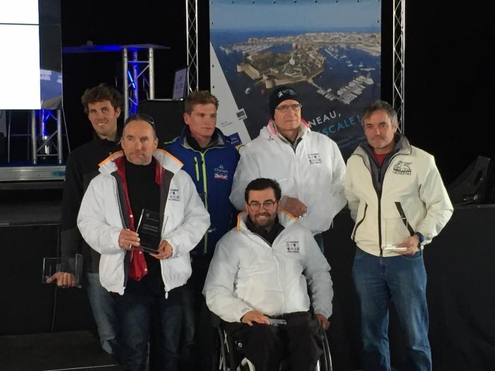 Challenge Handi Voile AG2R - La Mondiale 2014