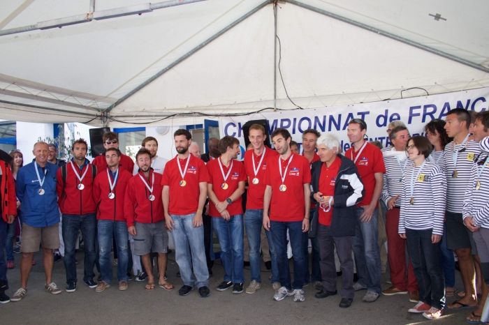 Championnat de France Habitable Entreprise 2015