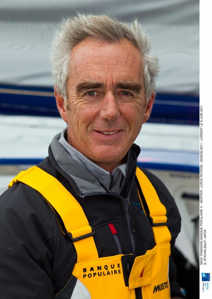 Nominés Marin de l'Année 2012