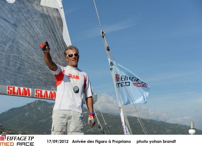 Eiffage TP Med Race - J2