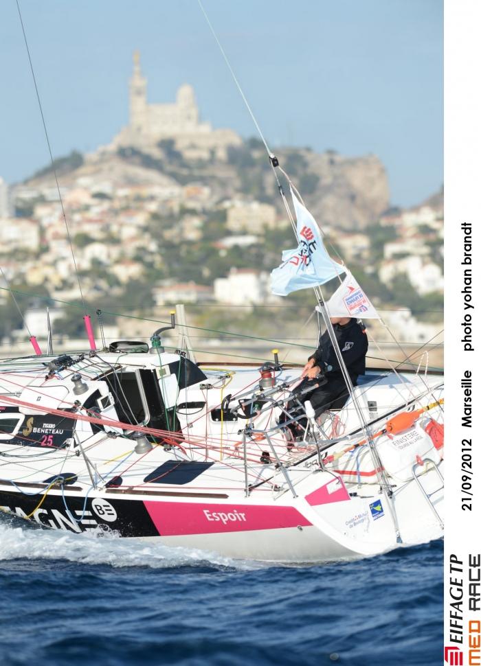 Eiffage TP Med Race - J6