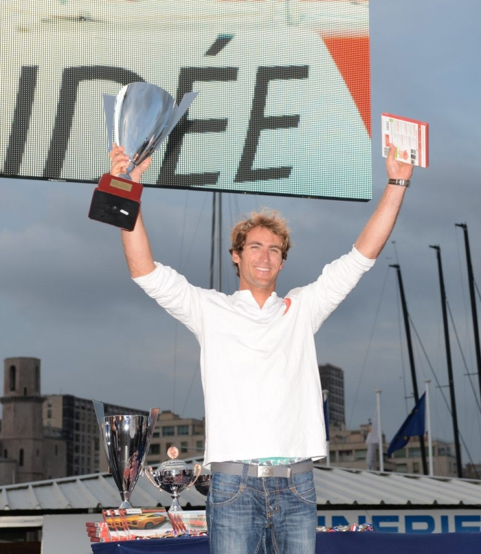 Eiffage TP Med Race - J10 / Podium
