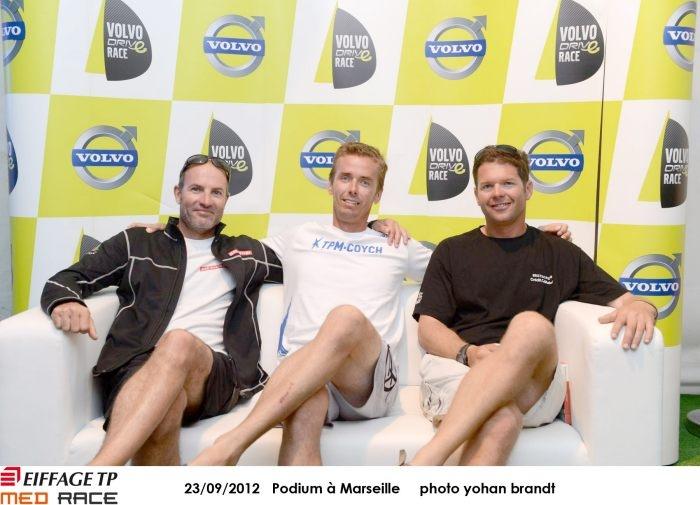 Eiffage TP Med Race 2012