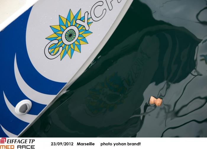 Eiffage TP Med Race - J8