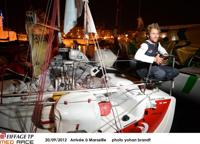 Eiffage TP Med Race - J5