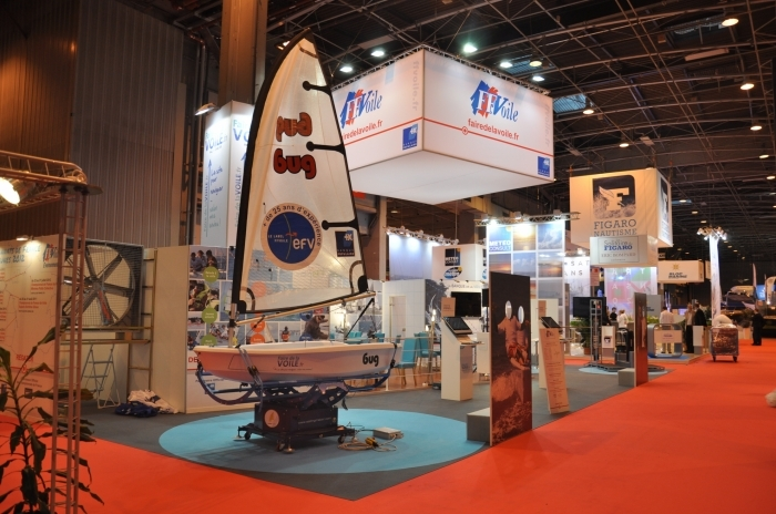 Stand FFVoile 2011