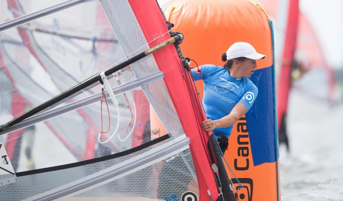 Championnats d'Europe RS:X 2016 - Helsinki