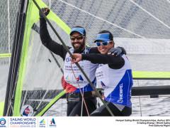 Mathieu Frei et Noé Delpech Vice-Champions du Mo
