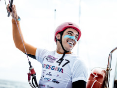 Gold Cup Kitefoil World Series - FINALE 2019