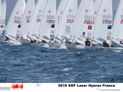 SOF 2019 Hyères Bdef Thom Touw laser et laser ra