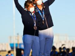 Médaillés / Podiums Olympique #Tokyo2020