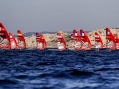 Championnat d'europe d'iQFOiL 2021 - du 22 au 28