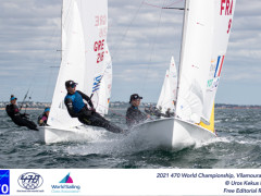 championnat du monde 2021 470 - Vilamoura