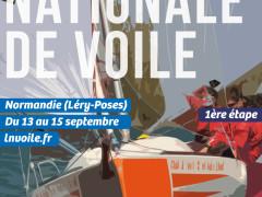LNVoile 2019 - Etape 1 à Léry-Poses
