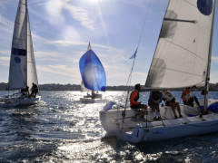Championnat de France Espoirs Match Racing 2017