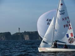 2017 Championnat du Monde 470 Juniors H et F