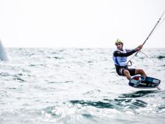 Championnat d'Europe de KiteFoil 2021 - Montpell