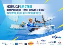 Kidibul Cup Cap d'Agde 2020 - CF Minimes Optimis