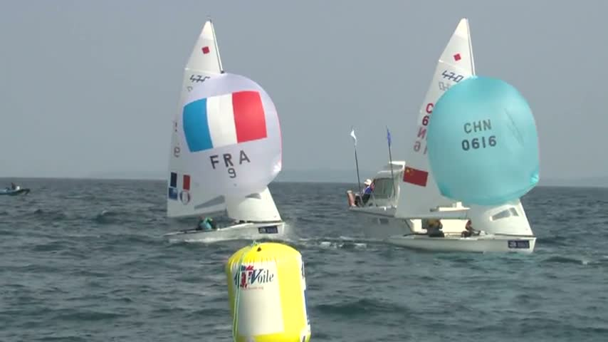 470 Women - 26 avril 2013 - SWC Hyeres