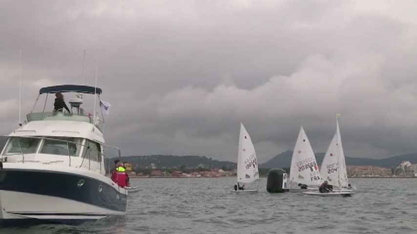 Medal Race Laser Radial - SWC Hyeres
