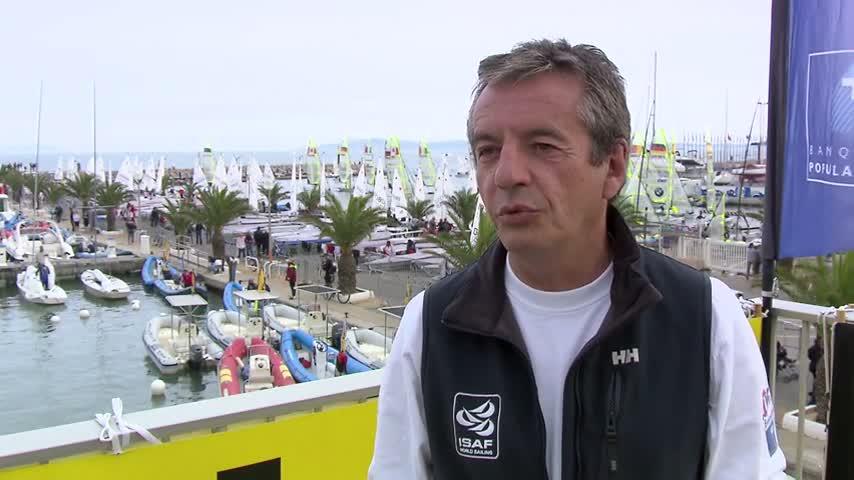Interview Bernard Bonneau (FRA)