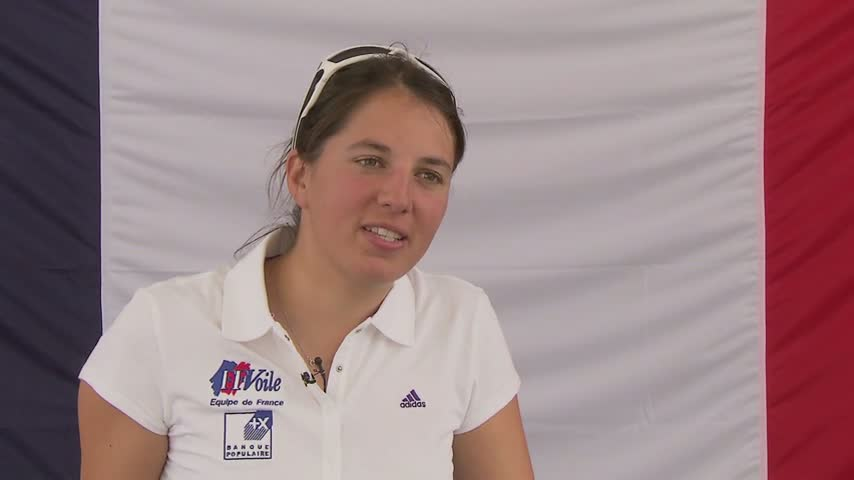 SOF2012 ITW Charline Picon (RS:X)