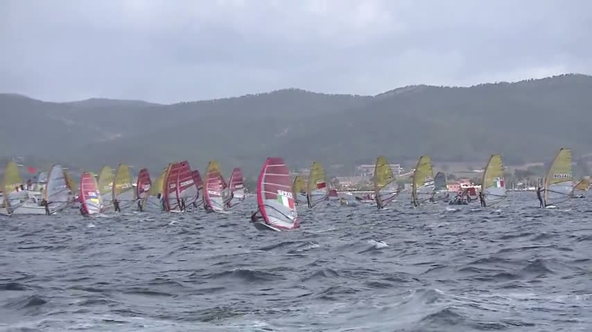 RS:X Women - Day 3