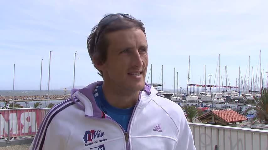 ITW Julien Bontemps - FRA -  RSX Men - Day 5