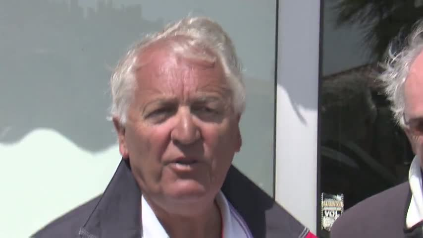 Interview - Philippe Gouard - DTN FFVoile 470WJO 2012