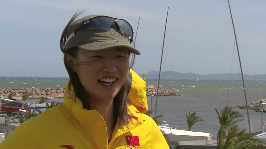 Interview - Lijia Xu (CHN) - Laser Radial