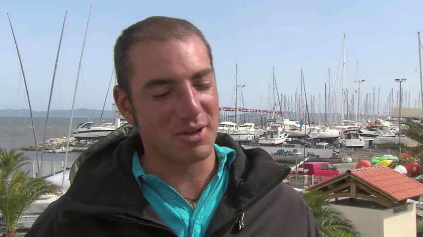 Interview - Damien Seguin (FRA) - 2.4