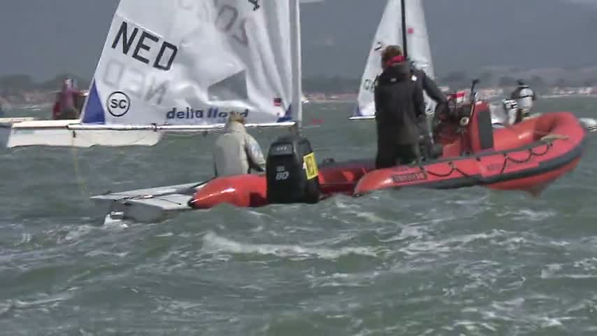 Medal Race Laser Radial - Day 6