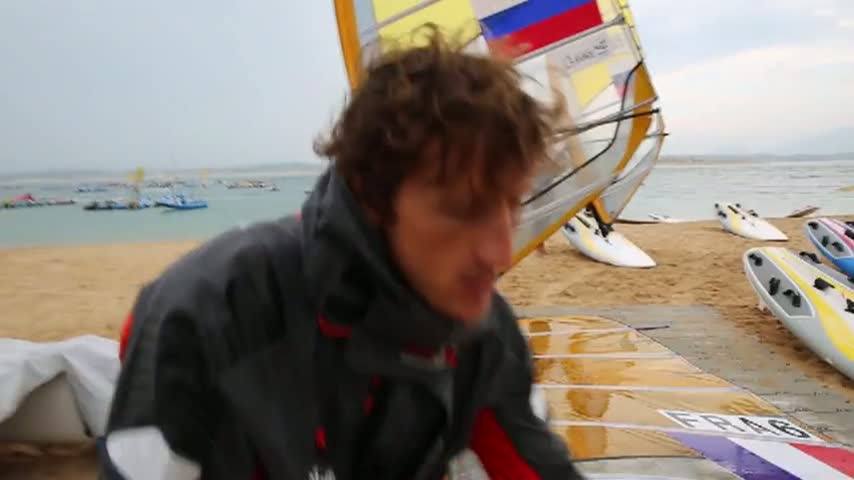 2014 Isaf World Santander rsxm Julien Bontemps