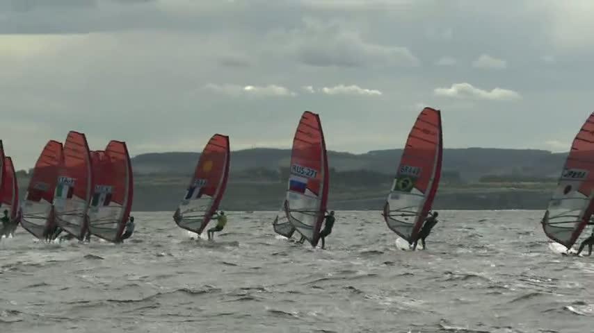 2014 ISAF Worlds Santander
