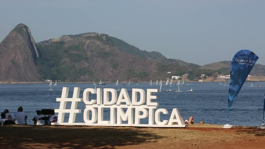 2015 Rio TestEvent Pierre Lecoq