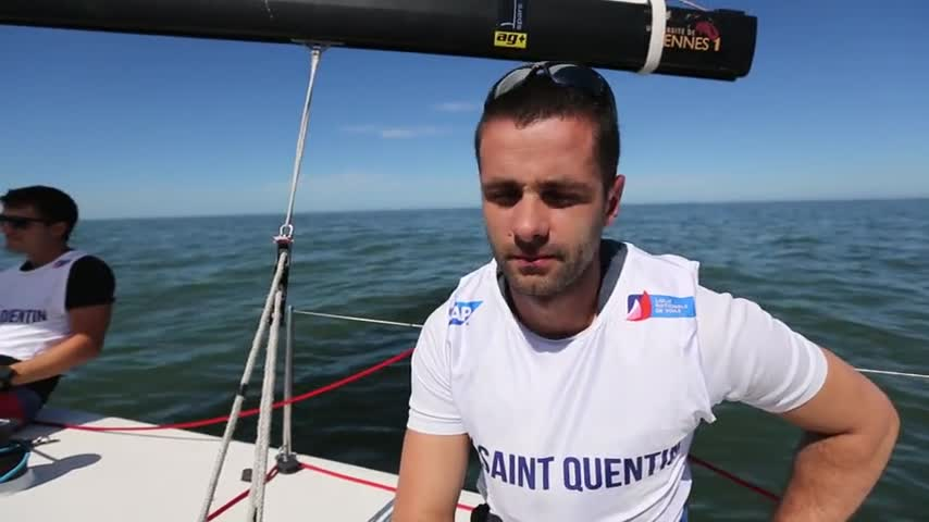 2017 LNVoile : ITW David Boudgourd