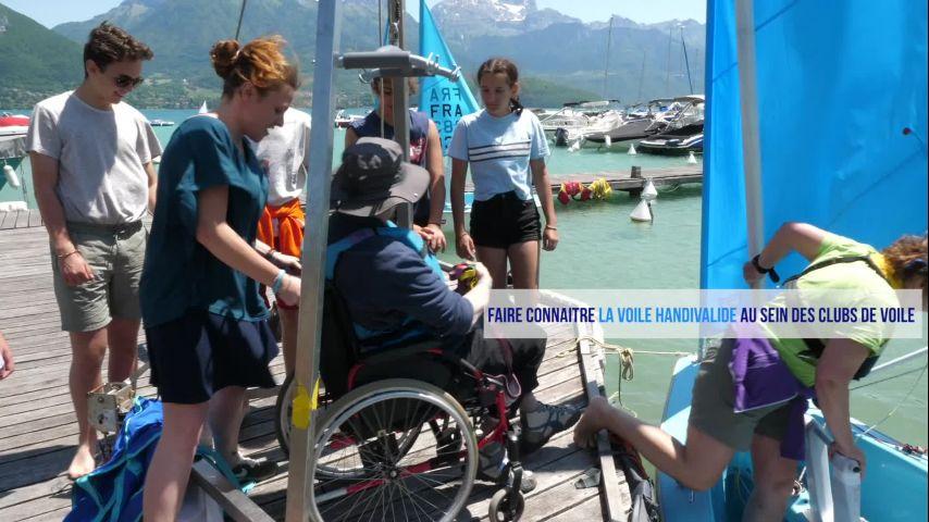 2e édition de la Journée Nationale de la Voile Handivalide et Paravoile  le samedi 29 juin 2019 !
