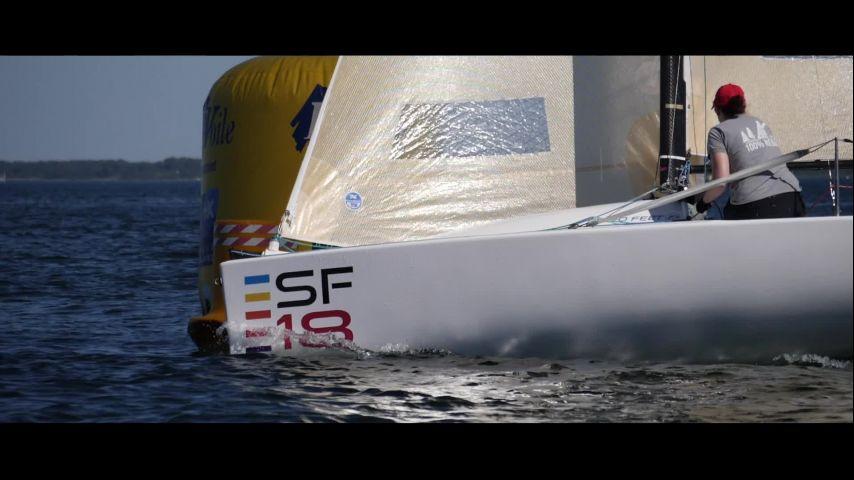 2e journée de compétition sous le soleil sur le Championnat de France Croiseurs Légers