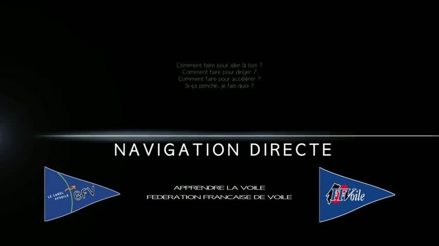 EFVoile : Navigation Directe